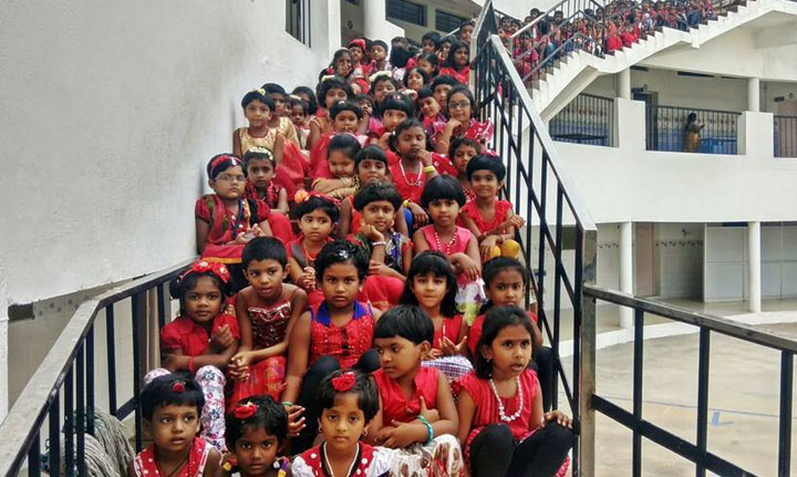 'Red Day' activity on 7th July, 2017